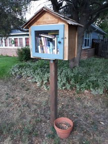 free library box